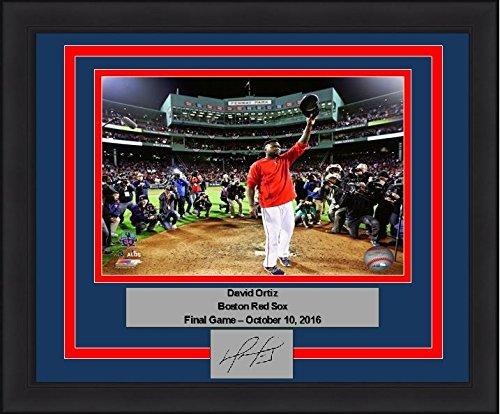 Red Sox David Ortiz Final Career Game 8