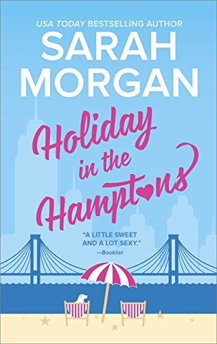 Holiday in the Hamptons (From Manhattan with Love) by [Morgan, Sarah]
