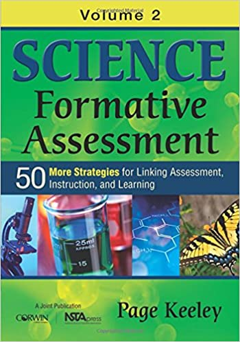 Science Formative Assessment Volume   More Strategies For