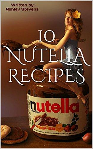 10 Nutella Recipes (Nutella Brownie)