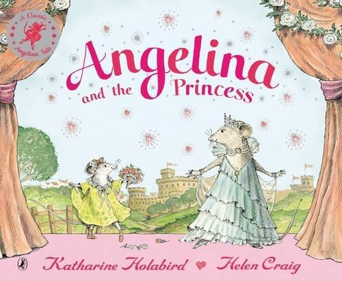 Read Online Angelina and the Princess pdf epub