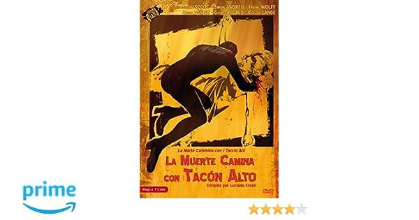 Muerte Camina La Tacón AltodvdAmazon Con esSusan ScottFrank PkZuTOiX
