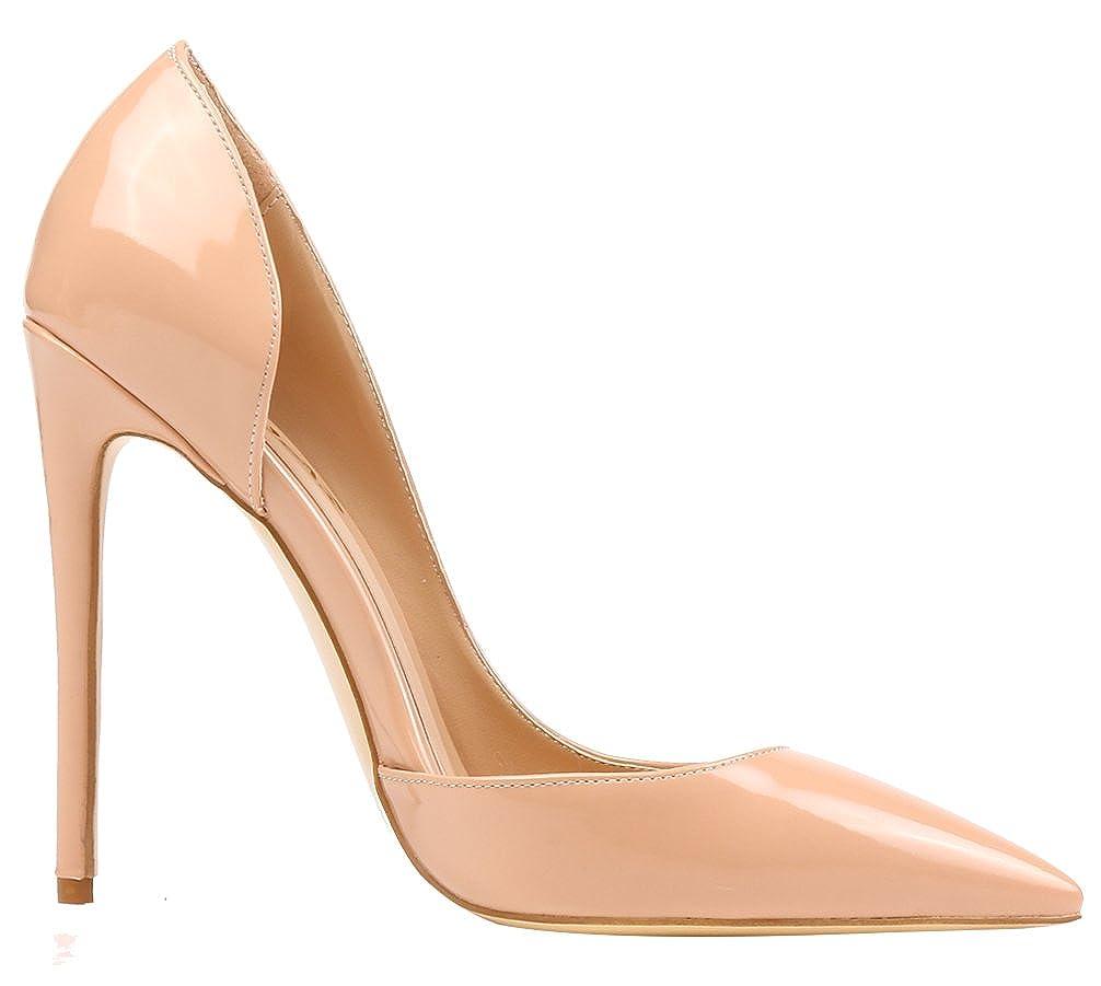 AOOAR Damen High Heels Mode Mode Heels Schuhe Kleid-Partei Pumps 658c43