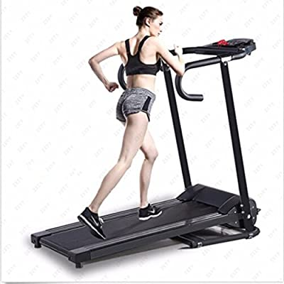 Gracelove New Electric Motorized Treadmill Portable Folding Running Gym Fitness Machine