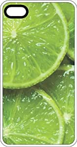 Fresh Green Lime Clear Plastic For SamSung Galaxy S4 Case Cover