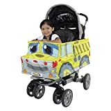 Dump Truck Stroller Costume Turns Stroller Into A Baby, Toddler Ride On Car Toy Reviews