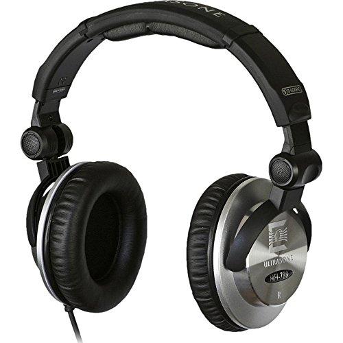 S-logic Surround Sound Professional Headphones (Ultrasone HFI-780 S-Logic Surround Sound Professional Closed-back Headphones with Transport Bag)