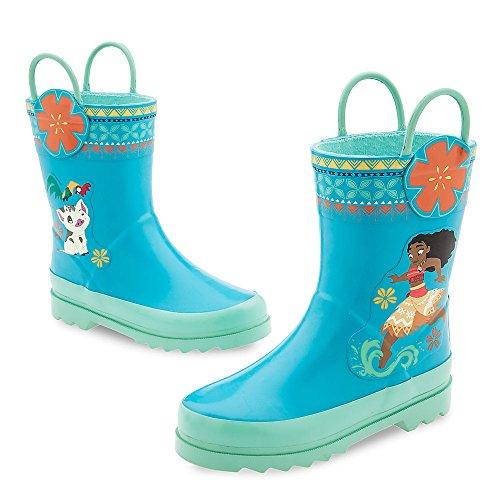 Disney Moana Rain Boots Kids