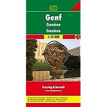 GENEVA FB City Map 1: 10,000