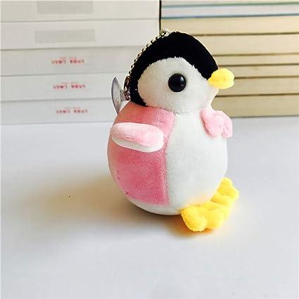 FJYDHR Pingüino Anime Stuffed Plush Dolls Chain Colgante ...