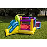 Bounce-N-Play Super Fort Sport Bounce