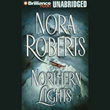 Northern Lights  Audiobook by Nora Roberts Narrated by Gary Littman