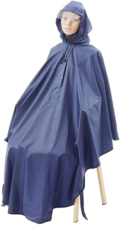 SHUHANX Poncho Impermeable Rain Cover Warm Dry Poncho Silla de ...
