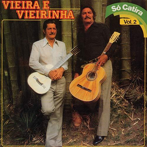 Vieira e Vieirinha - Só Catira - Volume 2 [CD]