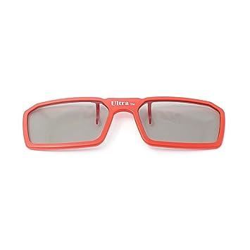 1 par de pasivo Universal 3D nuevo estándar Clip en gafas para ...