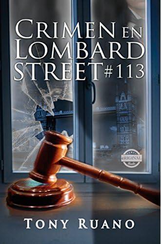 Crimen En Lombard Street #113: Novela