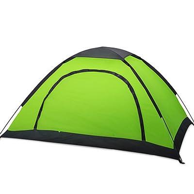 MAZHONG Tentes Tente extérieure de voyage en famille Self Wild Tour