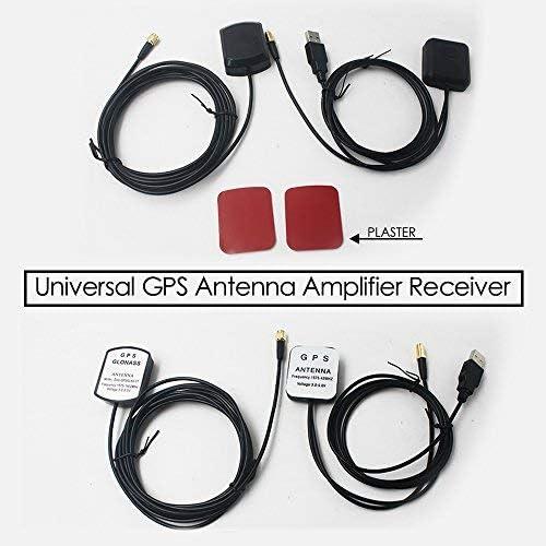 Outdoor GPS Signal Enhancer ANT-1573 Car GPS Signal Amplifier Aerial Antenna Auto Navigation Signal Receiver
