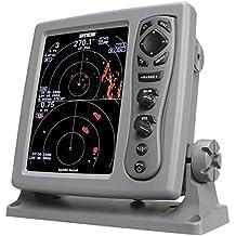 "Reel Draggin' Tackle - SI-TEX T-941 4kW 25"" Radome Radar w/33' Interconnect Cable"