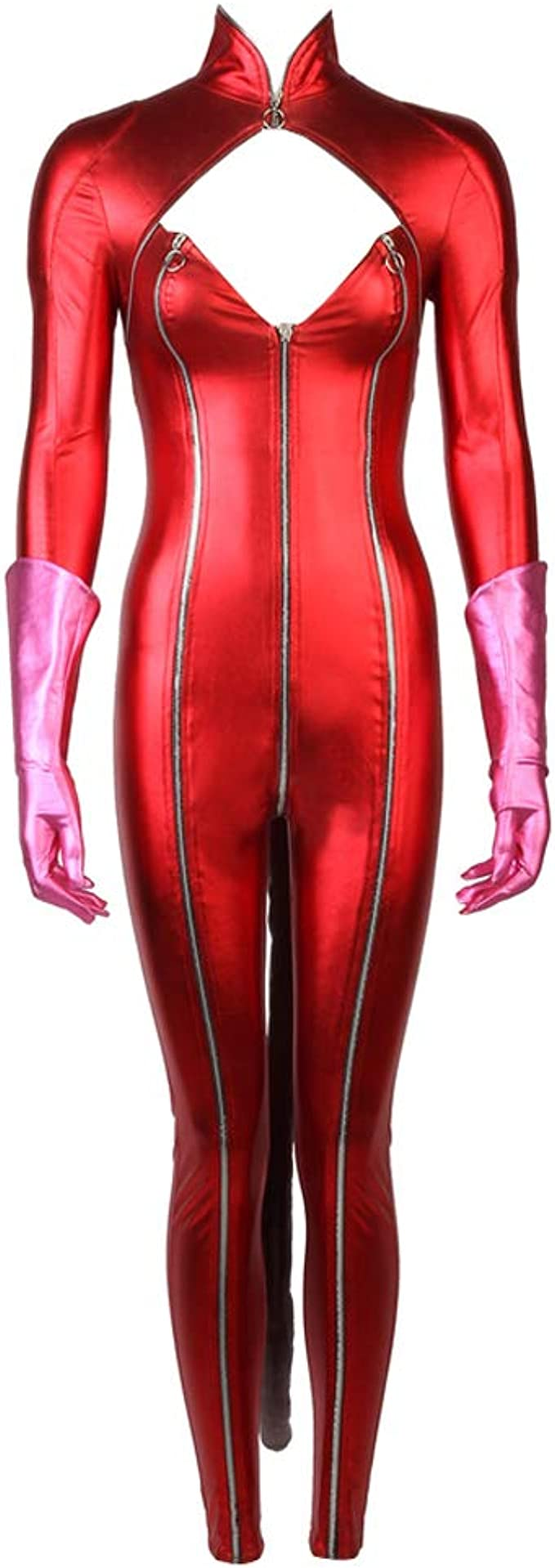 Cosplaybar Persona 5 Anne Takamaki Panther Zentai Bodysuit Boots Cosplay Costume