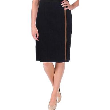 c3be6a27999 Ralph Lauren Womens Stretch Denim Skirt at Amazon Women s Clothing ...