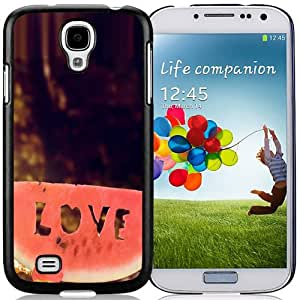 Lovely Phone Case Watermelon Love Valentines Day Galaxy S4 Wallpaper