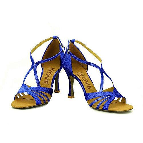 Shoes Profession Q Women's T Silver Dance T Silver TqtgXWfTAx