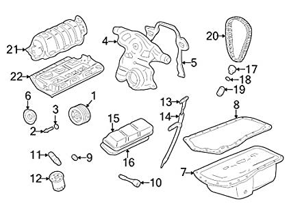 Amazon Com Genuine Gm 89017272 Intake Manifold Kit Upper Automotive