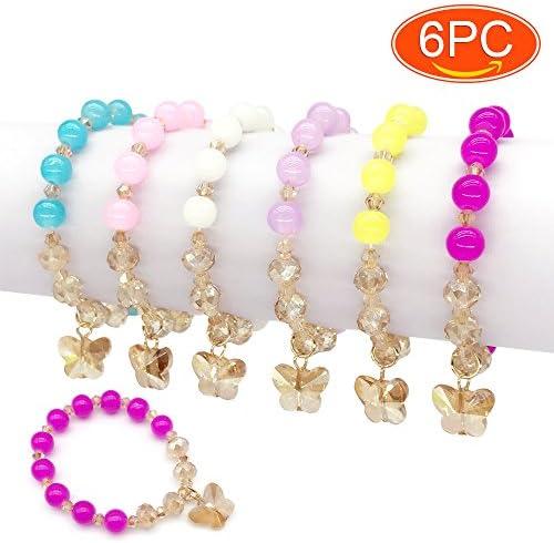 Elesa Miracle Butterfly Pendant Bracelet product image