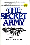 img - for The Secret Army book / textbook / text book