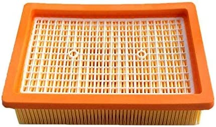 Am Filter For Karcher Vacuum Cleaner Flat Pleated Air Filter