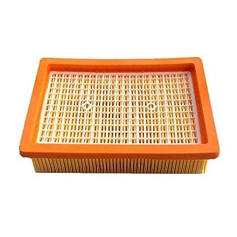 Ersatz Flachfalten Filter für Kärcher MV4 MV6 WD6 MV5 WD5 2.863-005.0 WD4