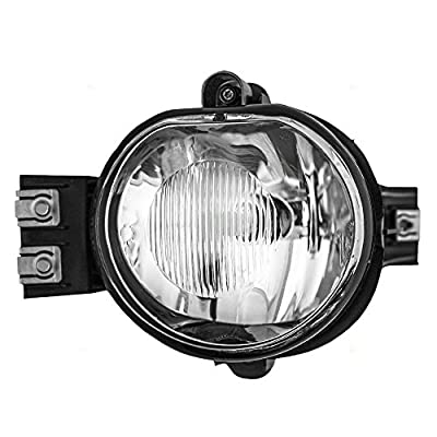 Drivers Fog Light Lamp Replacement for Dodge Pickup Truck 55077475AE