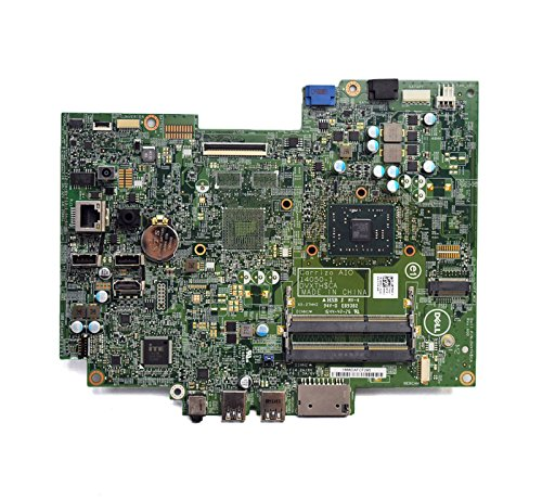 Aquamoon Trading 6H91J Genuine Original Dell Inspiron 24 3000 3455 Non-Touch All In One Integrated AMD A6-7310 Quad-Core APU Carrizo AIO Motherboard DDR3L Intel Main System Board 14050-1 DVXTH - All One In Motherboard