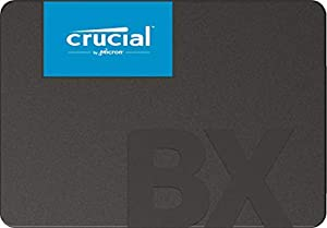 Crucial BX500 960GB 3D NAND SATA 2.5-Inch Internal SSD - CT960BX500SSD1Z