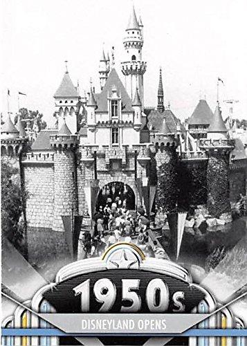 Disneyland trading card Walt Disney Anaheim 2011 Topps - Disney Warehouse Anaheim