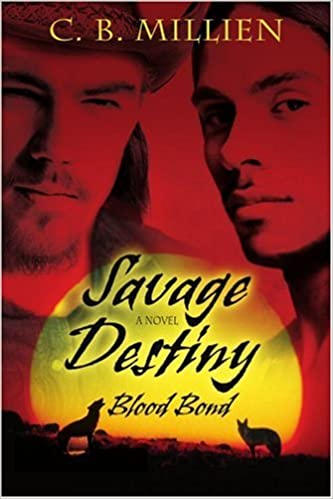 Book Savage Destiny: Blood Bond