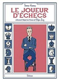 Le joueur d'échecs (BD) par Thomas Humeau