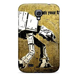 MrsSophier Scratch-free Phone Case For Galaxy S4- Retail Packaging - Star Wars