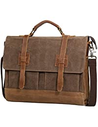829bef0f73ea Large Messenger Bag for Men Tocode
