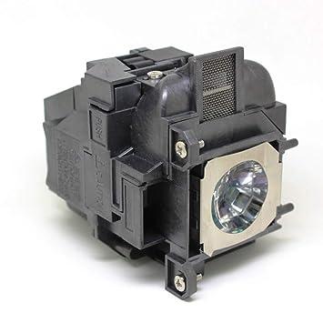 Kompatible Lampe mit Geh/äuse f/ür ELPLP88 EB945-H//eb-955wh//eb-965h//eb-97h//eb-98h//eb-s04//eb-s29//eb-s31//eb-u04//eb-w04//eb-w420//eb-w31//eb-w32//eb-x04//eb-x27//eb-x29//eb-x31//eb-x36