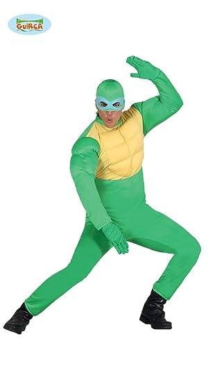 Disfraz de tortuga verde adulto: Amazon.es: Juguetes y juegos