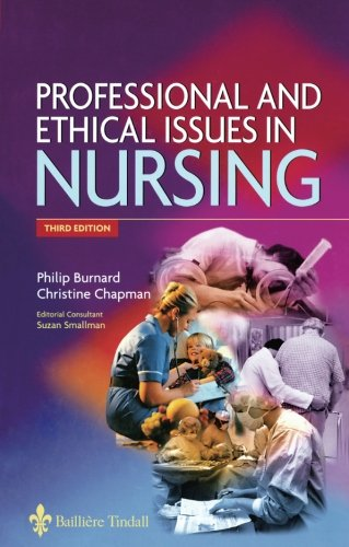 Professional and Ethical Issues in Nursing, 3e