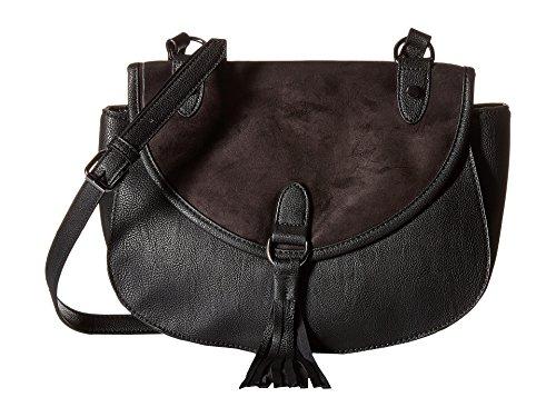 Madden Girl Women's Mgtassel Crossbody Black Crossbody - Madden Girl Crossbody Bag