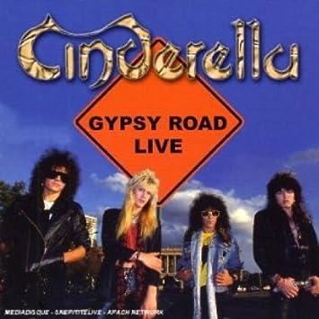 amazon gypsy road live reis cinderella ハードロック 音楽