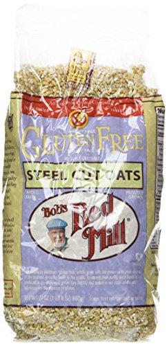 Bob's Red Mill Gluten Free Whole Grain Steel Cut Oats - 24 oz - 2 pk -
