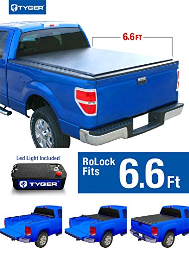 Tyger Auto TG-BC2C2056 RoLock Low Profile RollUp Truck To...