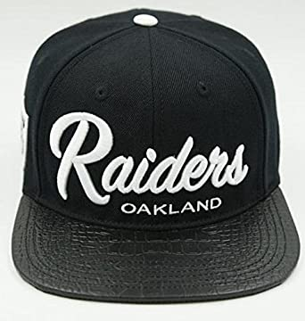 check out 09a10 ffd17 ... canada pro standard mens oakland raiders dropshadow buckle adjustable  hat with 1 silver pin black 318d8