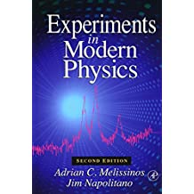 Experiments in Modern Physics