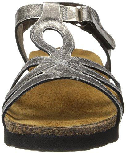 Métal Leather Naot Sandals Womens Rachel wFqBITa